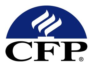 Certfied Financial Planner Logo