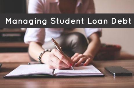 millennials managing student loan debt