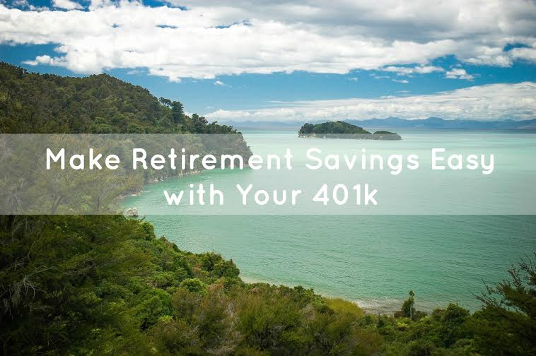 Retirement Savings - 401k