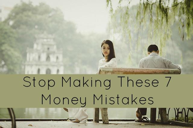 Common Money Mistakes
