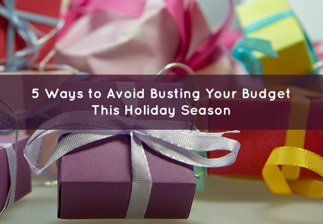 Budget Holiday Season