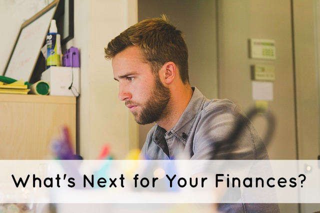 Young Professional Next Financial Steps
