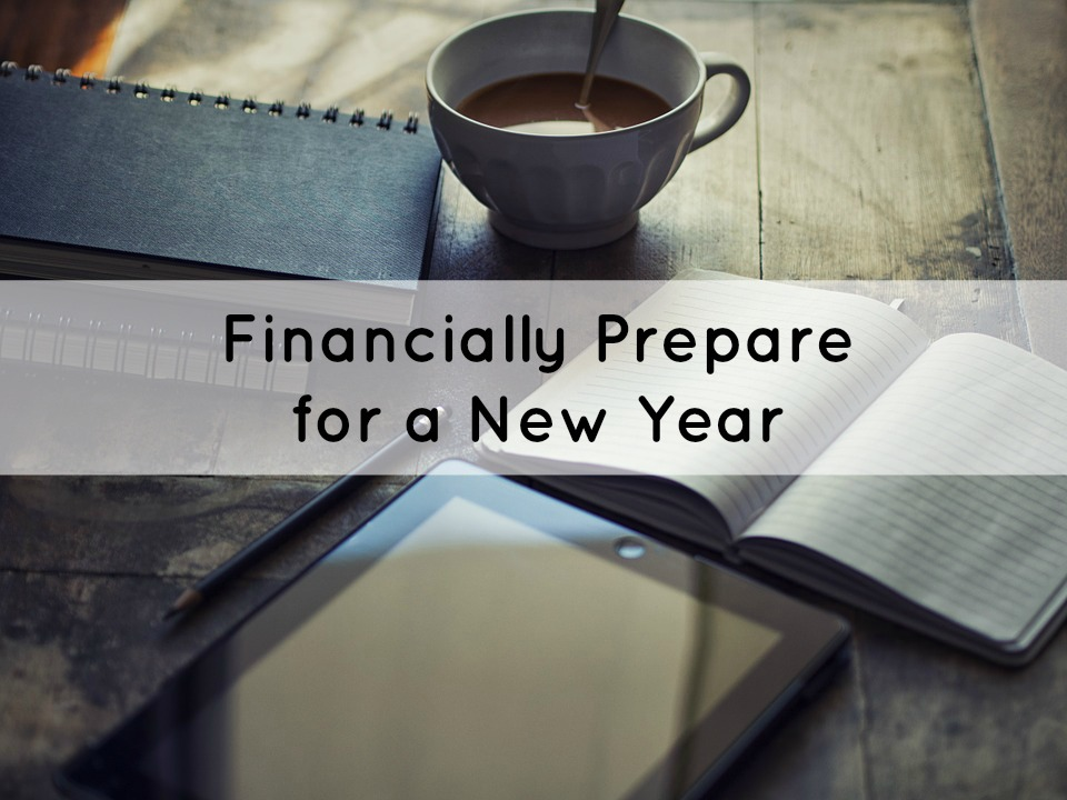 Financially Prepare