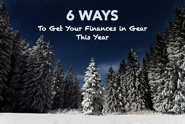Get Your Finances in Gear