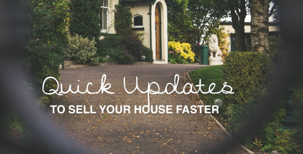 updates to sell your house faster