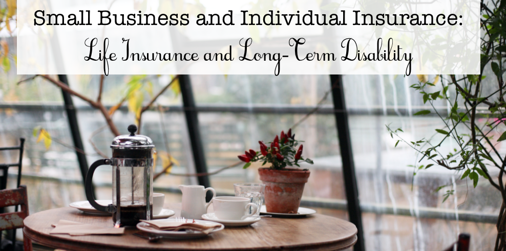 Insurance for small businesses and individuals