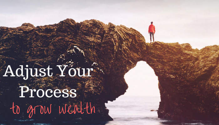 how to grow your wealth on your current salary