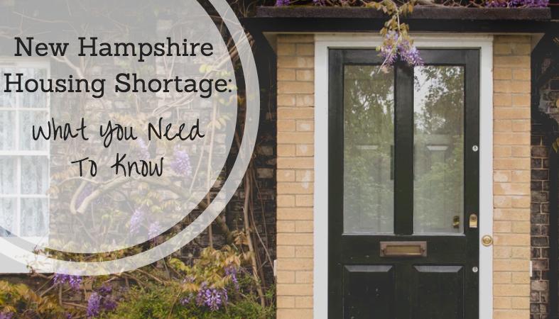 New Hampshire Housing Shortage