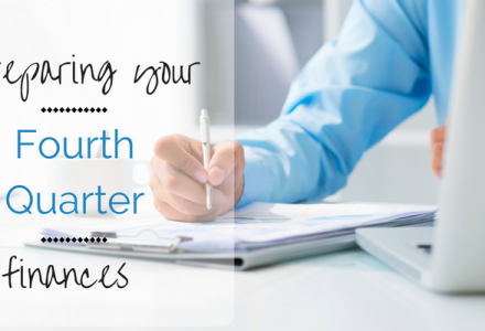Preparing Your Fourth Quarter Finances