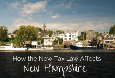 How the New Tax Law Affects New Hampshire