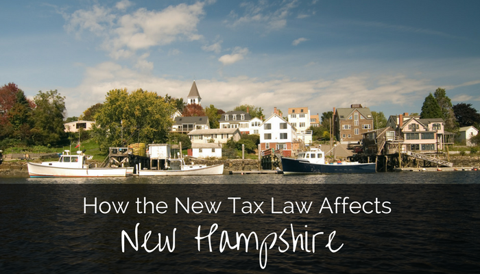 How the New Tax Law Affects New Hampshire - Solari Financial