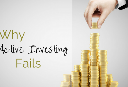 Why Active Investing Fails