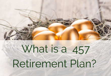What is a 457 Retirement Plan?