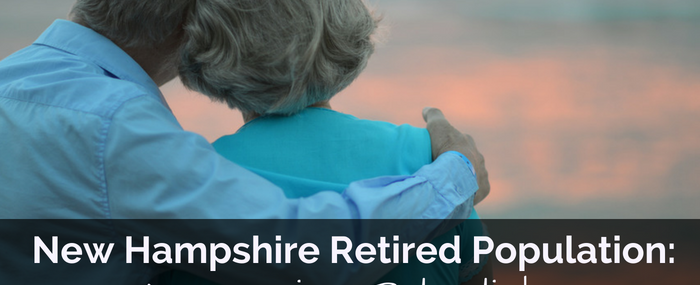 New Hampshire Retired Population