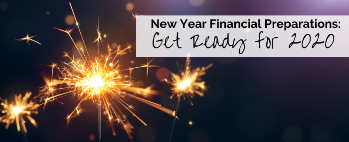 new year financial preparations
