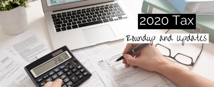 2020 tax updates